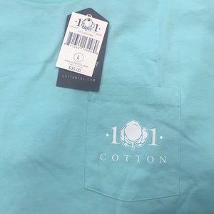 Shirts - NWT 100% cotton Pocket Tee
